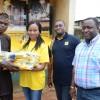 Y'ello train visits govt primary school in Lagos