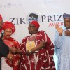 NEWS PHOTOS: Ambassador (Dr) Bamanga Tukur Receives Zik's Award