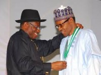Buhari to Jonathan: Nigeria sitting on keg of gun