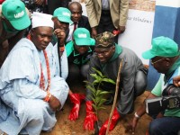 """We have institutinalized our greening, beautification policy to protect the environment"", – Fashola"