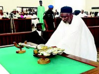 ADAMAWA SAGA: Security Agents On The Trail Of Ex-Governor Nyako