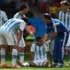 Argentina ready for battle without Di Maria