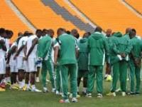 FIFA suspends Nigeria