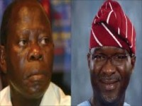 Fashola, Oshiomhole sue for peace, seek for prayers for Nigerians