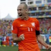 Holland banks on Robben's magic against Messi