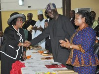 Fashola swears in Hon. Justice Funmilayo Atilade as state Chief Judge