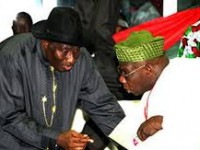 1000 Clerics storm Abuja to reconcile Jonathan, Obasanjo