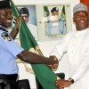 IGP Suleiman Abba takes over as Abubakar bows out