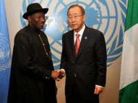 Photos: GEJ & Nigerian delegation at the 69th session of the UNGA in NY