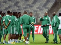 AFCON 2015 QUALIFIERS: Eagles Walk Tight Rope with Goalless Draw in Cape Town
