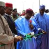Pics: GEJ in Jigawa for the commissioning of Dutse Int'l airport today