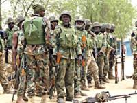 Military arrests soldiers for being 'moles' for Boko Haram