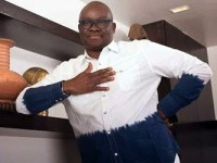 Fayose shuts Speaker, others' fuel stations