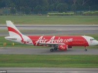 Air Asia flight with 155 passengers on board en route to Indonesia missing
