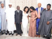 Governor Adams Oshiomhole weds Iara