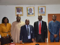 Fashola receives new chief executive officer of Abuja electricity Distribution Company