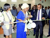 Unveiling of Ecobank Advantage Banking Lounge in Idi-Ape, Ibadan