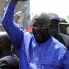 Former World Footballer Of The Year, George Weah Wins Liberian Presidential Elections