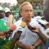 Super Eagles Coach shifts focus to World Cup after Zambia triumph