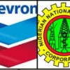 NNPC, Chevron sign $1.7b deal to increase crude, gas production