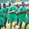 Super Eagles land in Algeria for 2018 World Cup qualifier