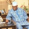 After Consultations, Atiku Returns To PDP