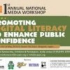 1st NATIONAL MEDIA WORKSHOP ON THE DIGITAL PAYMENT INDUSTRY TO HOLD IN LAGOS