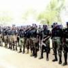 Heavy security at Lagos APC secretariat ahead of state congress