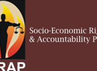 SERAP Presents Report on Corruption •	Stresses need to lift lid on asset declarations in Nigeria