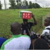Man Begins Trekking From Lagos To Abuja Against Buhari