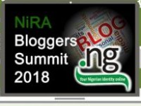 NIRA 2018 Bloggers Summit holds in Lagos today