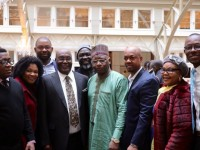 Atiku departs Washington, says APC has failed in all campaign promises