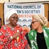 Akeredolu's wife decries low women participation in politics