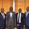 Ecobank Management Team Visit to ICAN Head Office in Lagos on Wednesday