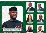 Osinbajo, Kaberuka, Muhtar, others for DBN Lecture Series