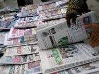 """Osadolor identifies """"media capture"""" as an impediment to media effectiveness in Nigerian democracy •Be a watchdog and not a lap dog, he tells the media"""