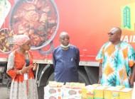 COVID – 19: TGI Group Donates Food Items to Lagos Food Bank
