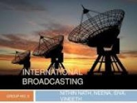 TRIO OF BROADCASTERS COMMITS $50M OF ADVERTISING INVENTORY TO PROMOTE VITAL PUBLIC HEALTH MESSAGES TO OVER 800M PEOPLE