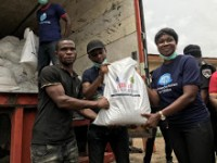 COVID-19: Oyakhilome Foundation Innercity Missions supports Lagos with food items