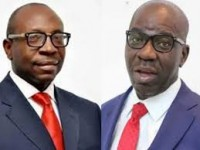 Ize-Iyamu: Those Who Brought Obaseki From Nowhere Can Look Elsewhere