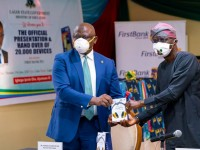 FIRSTBANK PRESENTS DEVICES TO LAGOS STATE TOWARDS DRIVING 1MILLION STUDENTS TO E-LEARNING