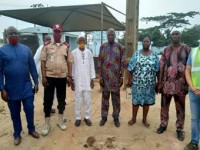 """LAGOS-SAGAMU EXPRESSWAY: WORKS MINISTRY, COMMUNITY LEADERS, FRSC, TRACE HAIL JULIUS BERGER…. """"We've total confidence in the contractor"""", says Aseese community leaders"""