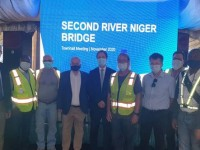 JULIUS BERGER COMMITTED TO HIGHEST INTERNATIONAL QUALITY AND TIMELY COMPLETION OF SECOND NIGER BRIDGE – MD LARS RICHTER   .Contract project delivery date remains 2022–Works & Housing minister, Babatunde Fashola  . We are happy with the good pace of the ongoing works and look forward to the completion and commissioning in 2022 – Okowa, Obiano