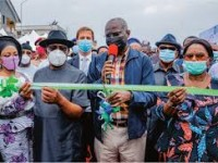 """JULIUS BERGER IS TOPCLASS AND MATCHLESS IN PROJECT DELIVERY""…. Says Governor Wike as the engineering construction giant completes and delivers Rebisi Flyover Bridge in Port Harcourt  four months before its scheduled delivery date"""