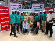 Customers meet farmers supplying Shoprite store farm-fresh produce