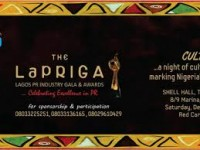 FIFTH LAGOS PR INDUSTRY GALA & AWARDS HOLDS DECEMBER 19