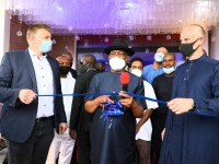 """JULIUS BERGER-AFP EXPANDS PRESENCE TO PORT HARCOURT…Company Opens Magnificent Furniture Showroom in the beautiful Garden City  •""""AFP is the best place to be (for furniture and furnishing needs) as far as Nigeria is concerned"""" -Rivers Governor, Wike"""