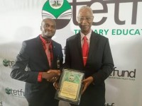 """JULIUS BERGER BAGS TETFUND'S TOP TAX PAYER AWARD FOR THE COUNTRY'S CONSTRUCTION SECTOR  * """"The Award to Julius Berger is a well-deserved recognition for the company's patriotism and loyalty to the ideals setting up TETFund."""" – Kashim Imam, Chairman of TETFund's Board of Trustees"""