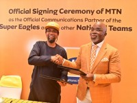 MTN Nigeria Becomes Official Communications Partner of The NFF