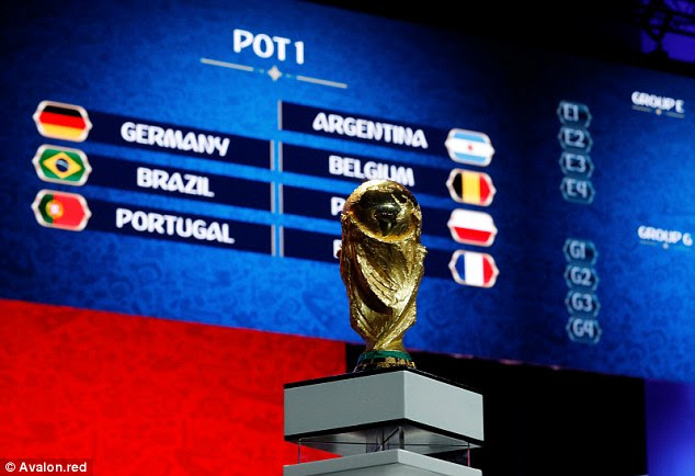 new sentinelworld cup draw 2018 nigeria with
